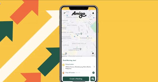 Amigo App Delivery