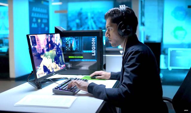 Lenovo Legion Gaming PCs