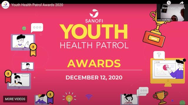 Youth Health Patrol 2020