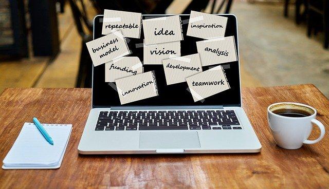Startup Laptop