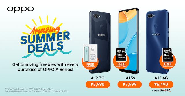 Oppo Amazing Summer Deals