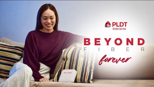 PLDT Enterprise BFF BEYOND FIBER FOREVER
