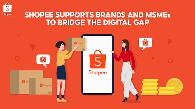 Shopee DTI e-commerce roadmap