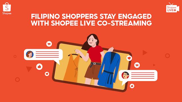 Shopee Live Co-streaming