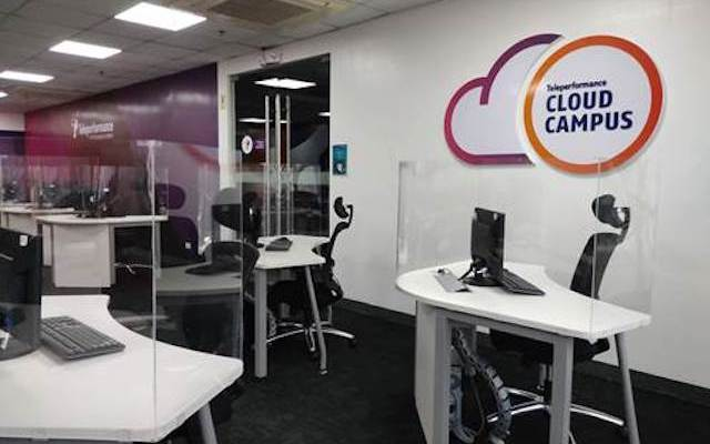 Teleperformance Cloud Campus hub