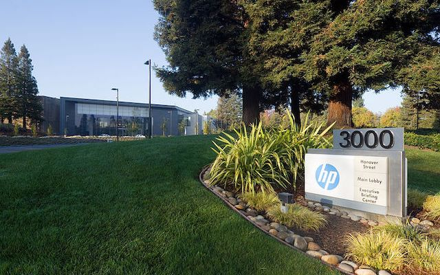 HP Inc. Headquarters Palo Alto, California