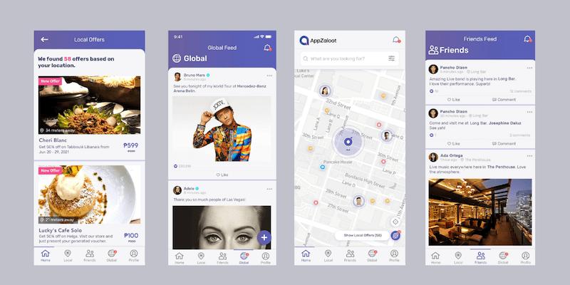 AppZaloot App