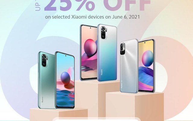 Xiaomi 6.6 Sale