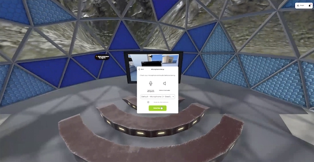 EventX HTC VICE Simulated Experience
