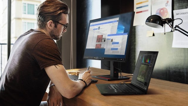 Lenovo ThinkPad ThinkVision June 2021