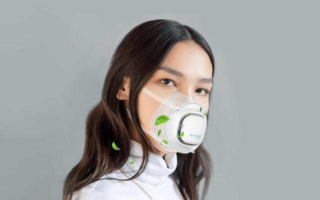 Mondial Direct Airwheel F3 Smart Mask