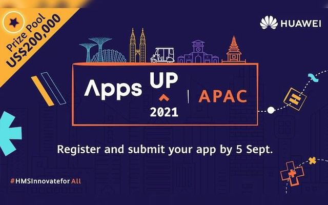 Huawei AppsUP 2021