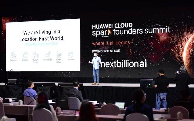 Huawei Cloud Spark Founders Summit 2021