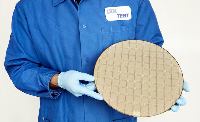 IBM Telum On-Chip AI Acceleration Processor