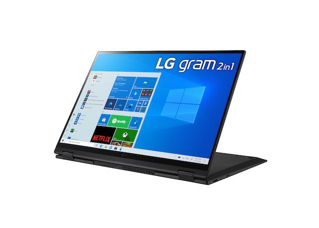 LG Gram 16T90P Black 15