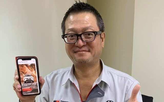 TMP President's Office : Hiro Okamoto