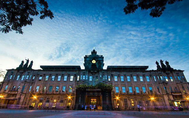University of Sto. Tomas (Photo by Tristantamayo from Wikipedia)
