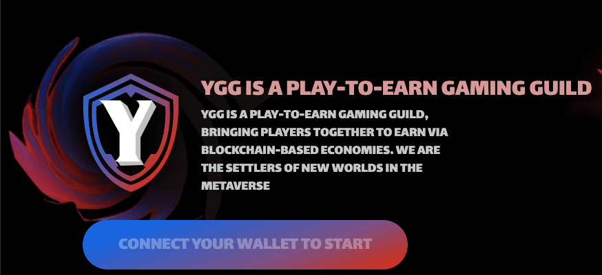 Yield Guild Games YGG
