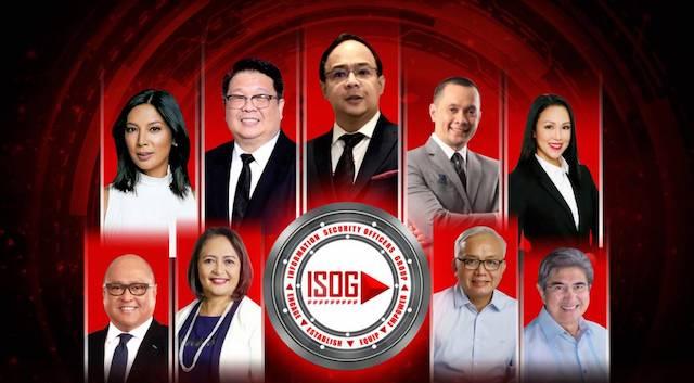 ISOG Summit 2021 Speakers