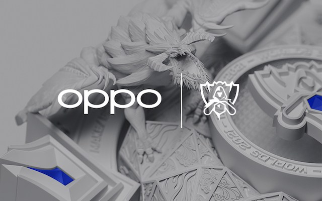 OPPO Announces Partnership with League of Legends for the 2021 World Championship