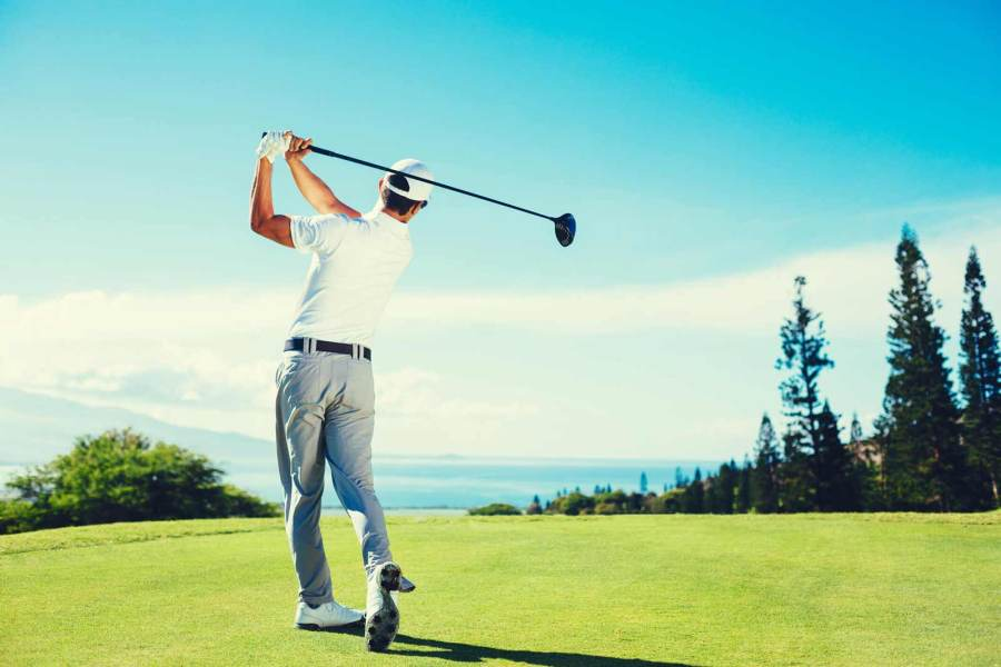 The Perfect Prescription for a Better and Healthier Golf Swing     The Perfect Prescription for a Better and Healthier Golf Swing
