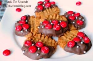 3 Ingredient Peanut Butter Cookies {Gluten Free}