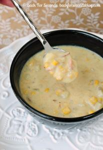 Clam Chowder in the Crock Pot
