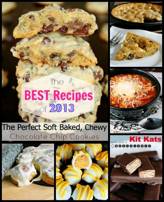 The very BEST Recipes of 2013!  https://backforseconds.com #easyrecipes #dessertrecipes #easymeals