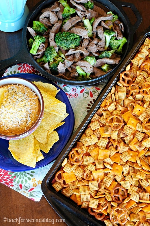 Quick and Easy Recipes for a Family Fun Night! #glutenfree #easyrecipes