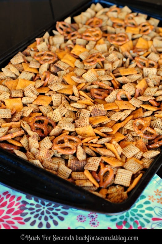 Taco Chex Mix - a fun snack that's always a hit! #snack #chex #glutenfree