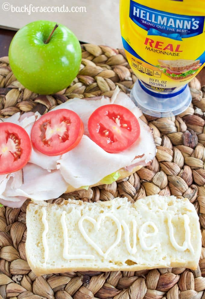 Ham and Turkey Deluxe Sandwich - a Lunchbox Favorite!_-2