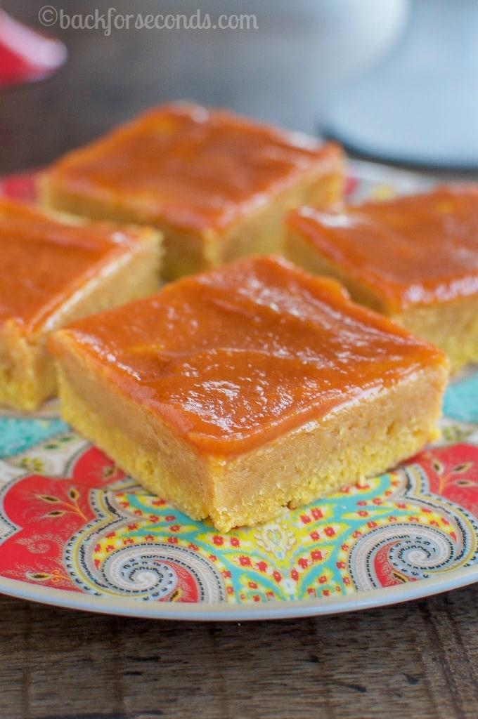 Fudgy Pumpkin Pie Brownie Recipe