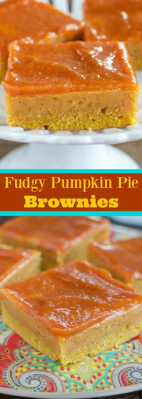 fudgy-pumpkin-pie-brownies