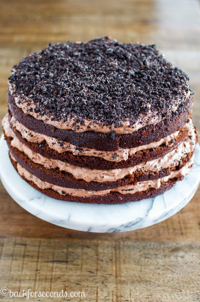 homemade-chocolate-dirt-layer-cake