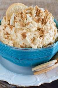 Pumpkin Pie Oreo Cheesecake Dip