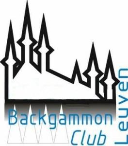 Logo of the Backgammon Club Leuven