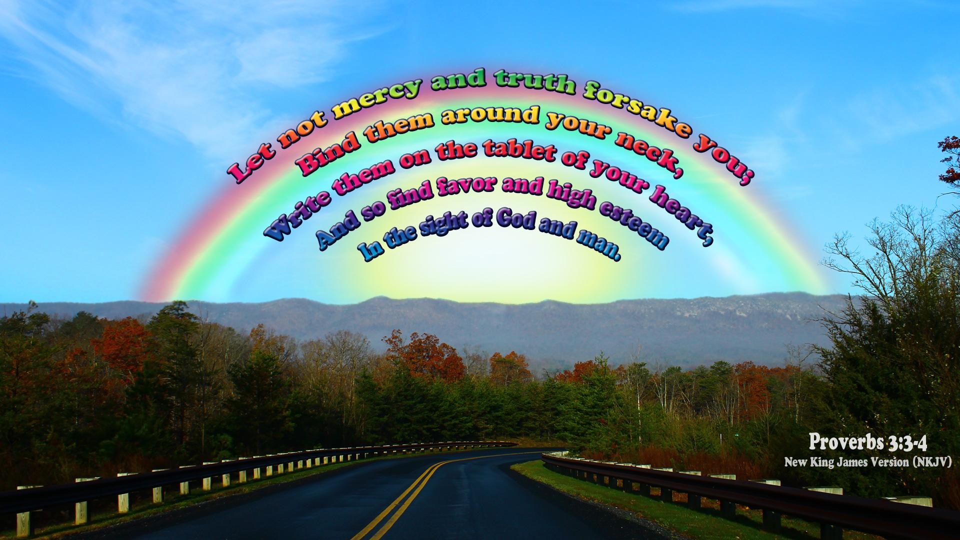 Proverbs 3 3 4