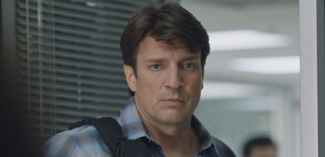 Nathan Fillion in The Suicide Squad