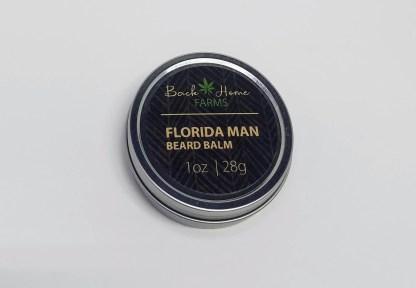 Florida Man Beard Balm