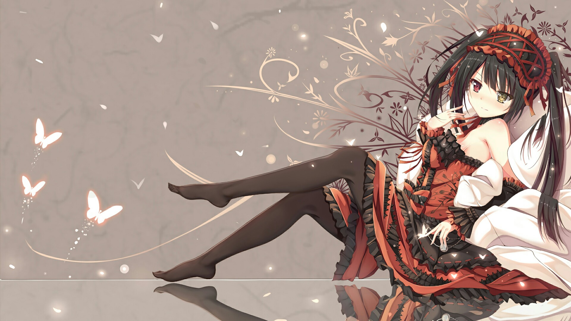While android has had native live wallpaper support for years,. Kurumi Tokisaki wallpaper - backiee