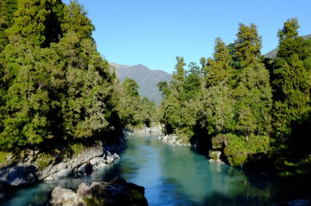 Hokitika Gorge