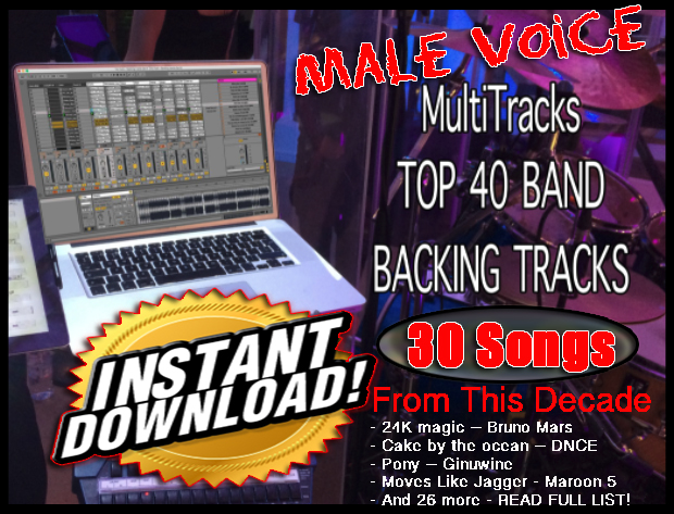 how to download free backing tracks for songs