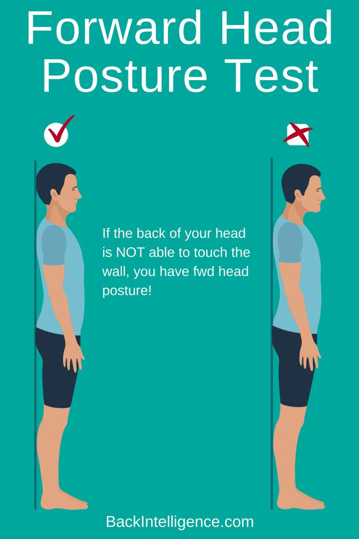 fix forward head posture 5 exercises