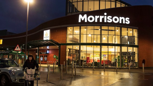 Morrisons £10 an hour pay deal is first for UK supermarket