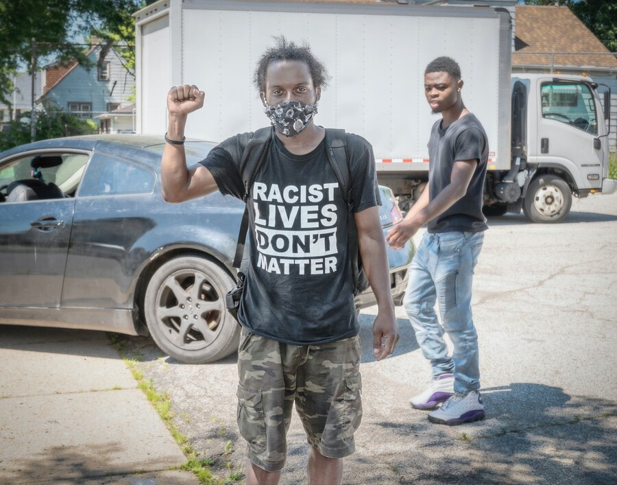 A Few Words About Systemic Racism