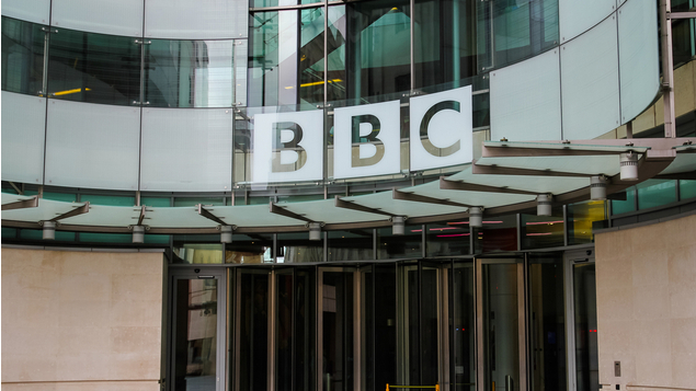 BBC staff told to wear social distancing devices