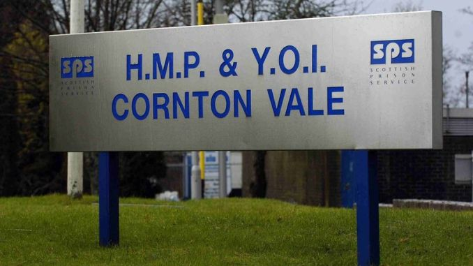 HMP Cornton Vale progress impresses prisons inspectors