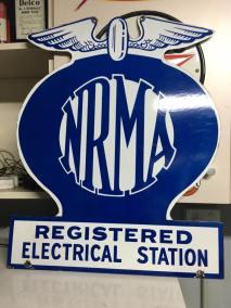 Nrma sign