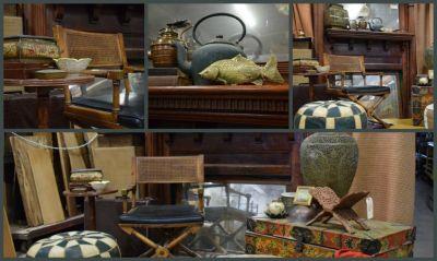Vintage assortments furniture
