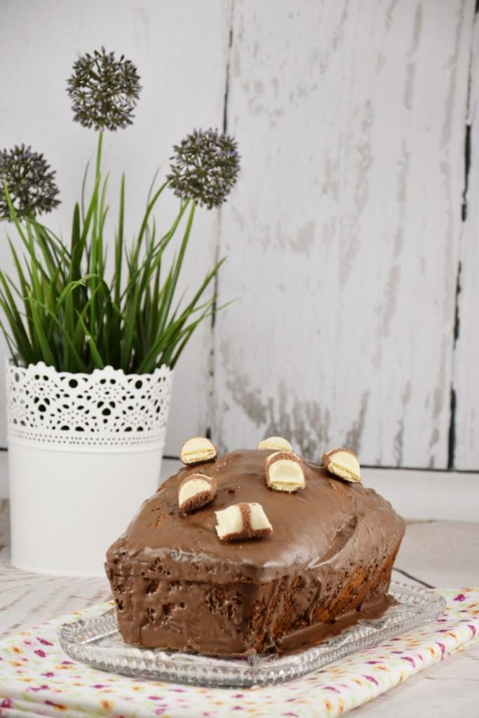 Kuchen mit Bueno